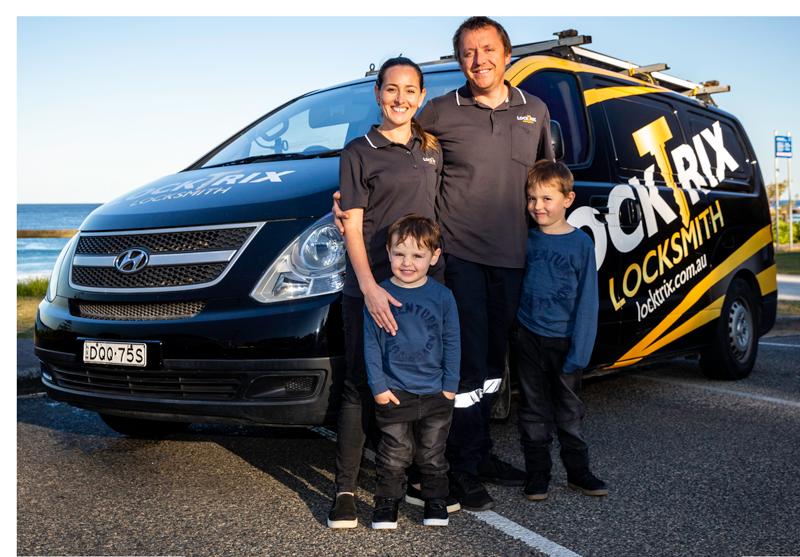 Locktrix Family Locksmith Business